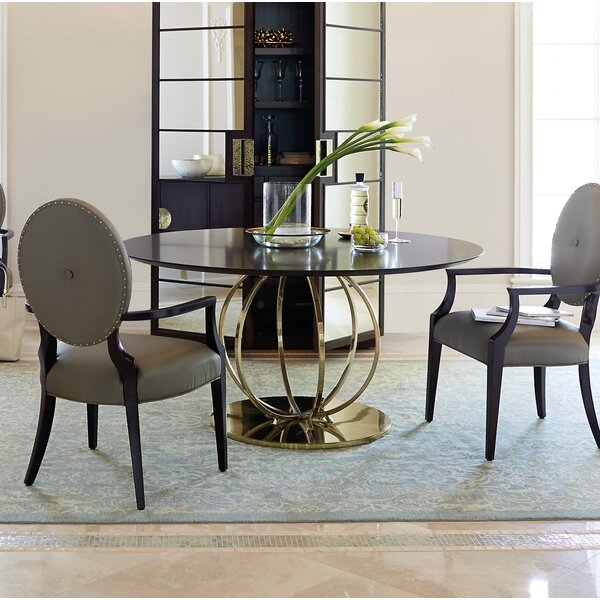 Jet Set 3 Piece Dining Set by Bernhardt