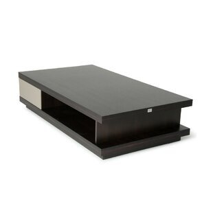 Pendergrass Coffee Table with Tray Top