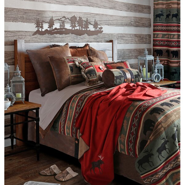Langlois Comforter Collection by Loon Peak