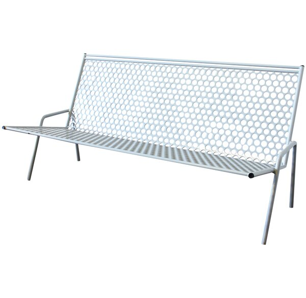 Howard Series Steel Garden Bench by RAD Furniture