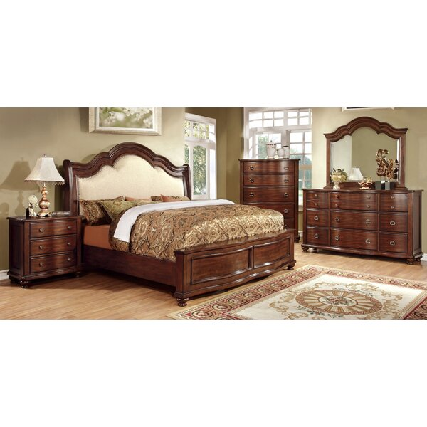 Harrelson Upholstered Sleigh Bed by Astoria Grand