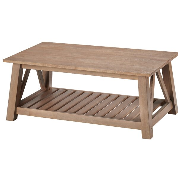 Tharpe Coffee Table With Storage By August Grove