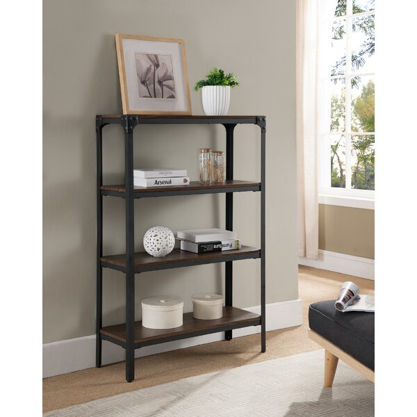 4 Tier Etagere Bookcase by InRoom Designs