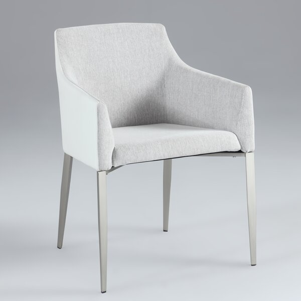 Zaiden Upholstered Dining Chair by Wade Logan