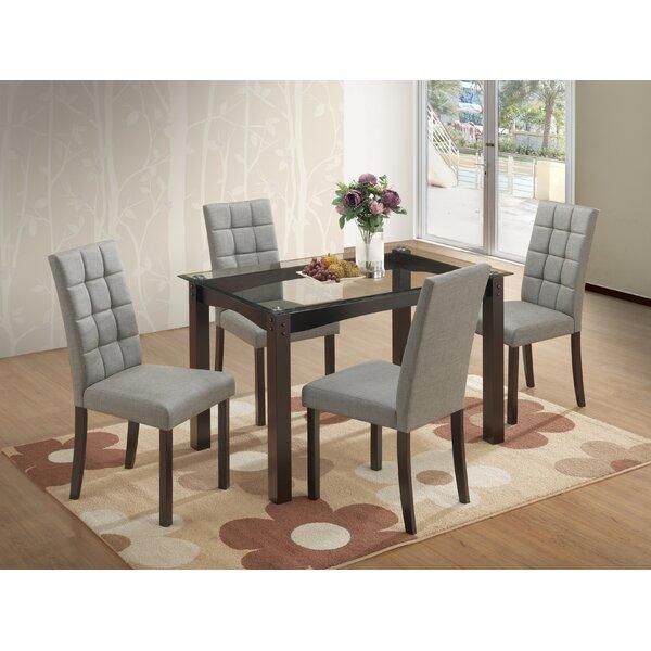 Sagan Dining Table by Ebern Designs Ebern Designs