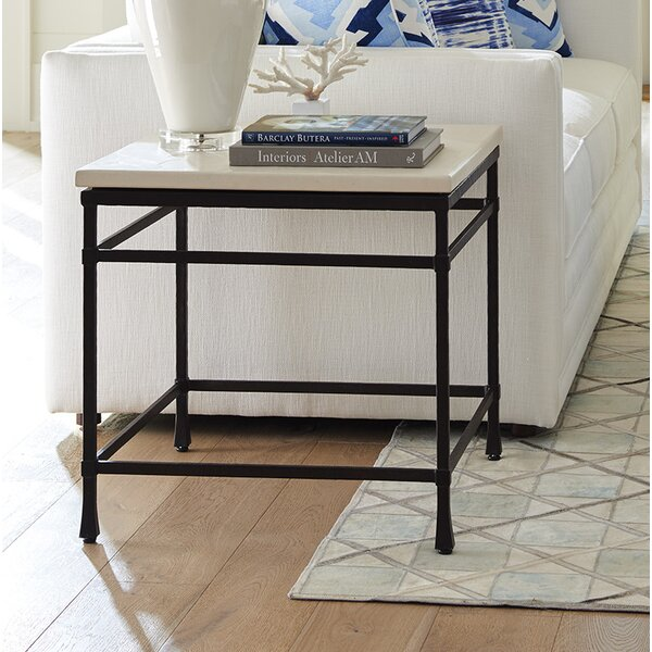Newport End Table by Barclay Butera
