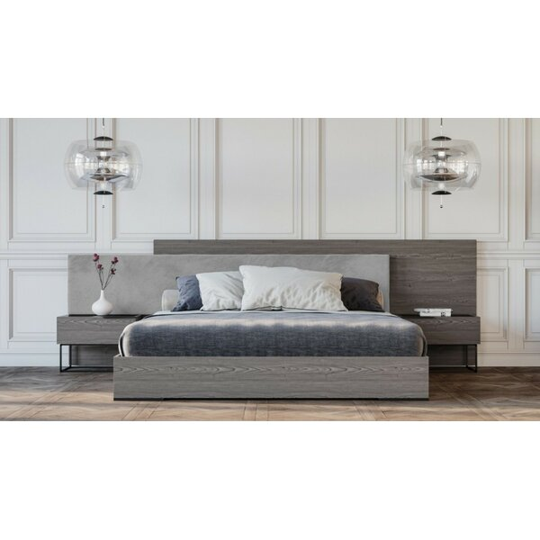 Daughtery Platform 3 Piece Bedroom Set by Brayden Studio