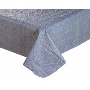 Latia Vinyl Solid Tablecloth