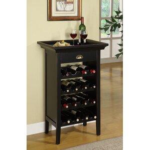 Stapleford 16 Bottle Floor Wine Rack by Charlton Home