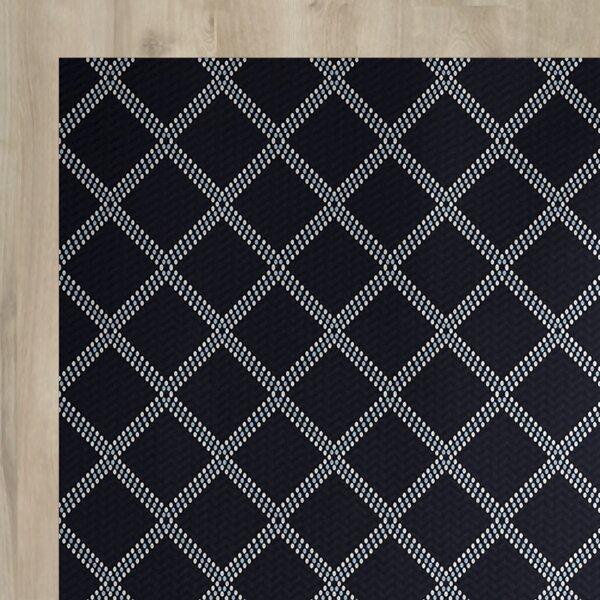Bernadette Blue Indoor/Outdoor Area Rug by Ebern Designs
