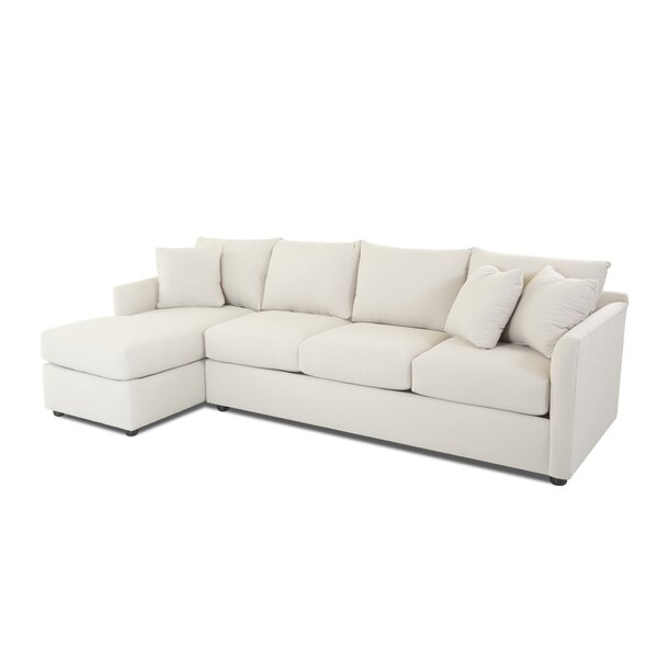 Sectional With Chaise by Wayfair Custom Upholstery Wayfair Custom Upholstery™