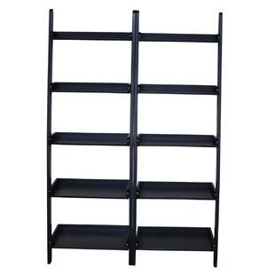 Ladder Bookcase (Set of 2)
