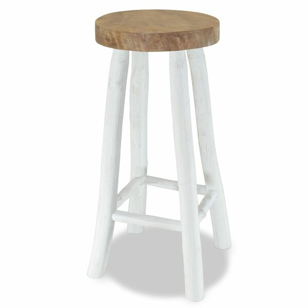 Landon Solid Wood 30'' Bar Stool by Union Rustic Union Rustic