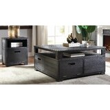 Eryk Storage 2 Piece Coffee Table Set with Drop-down Doors by Ebern Designs