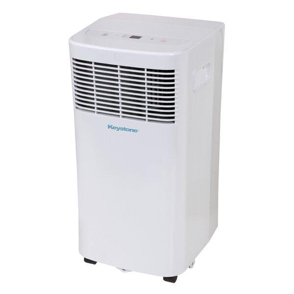 6,000 BTU Portable Air Conditioner with Remote by Keystone