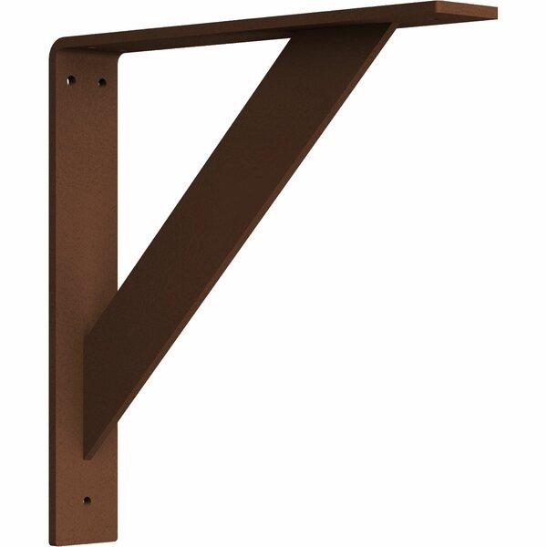 Traditional 12H x 2W x 12D Steel Bracket by Ekena Millwork