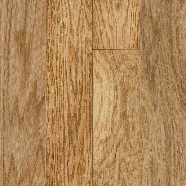 Turlington Signature Series 5 Engineered Northern White Oak Hardwood Flooring in Natural by Bruce Flooring