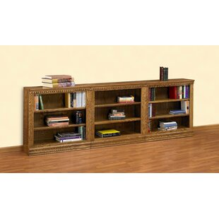 Reviews Britania Standard Bookcase By A&E Wood Designs