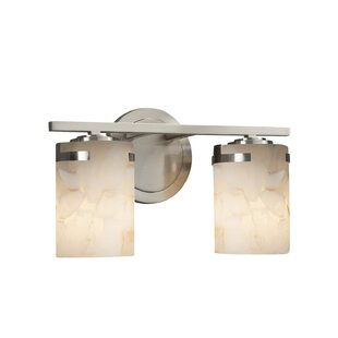 Compare & Buy Conovan 2-Light 60W Vanity Light By Rosecliff Heights