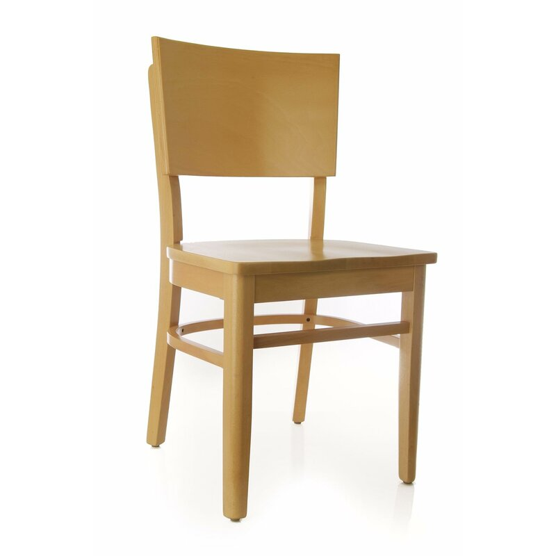Dining Room Chairs Chicago: Benkel Seating Chicago Solid Wood Dining Chair