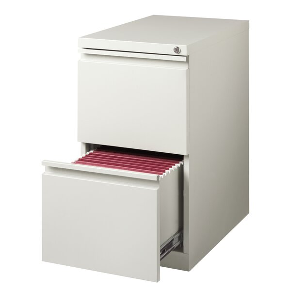 2-Drawer Mobile Pedestal by CommClad