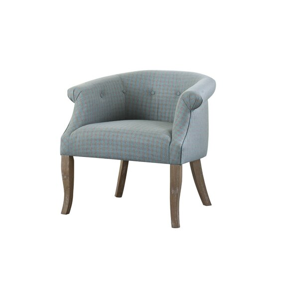 Dametta Barrel Chair by Ophelia & Co.