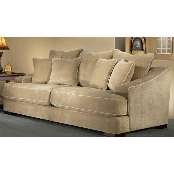 Modern Beautiful Marina Sofa by Fleur De Lis Living by Fleur De Lis Living