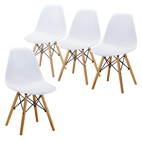 Carita Dining Chair (Set Of 4) By Wrought Studio