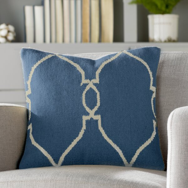 Elena Throw Pillow Cover by Laurel Foundry Modern Farmhouse