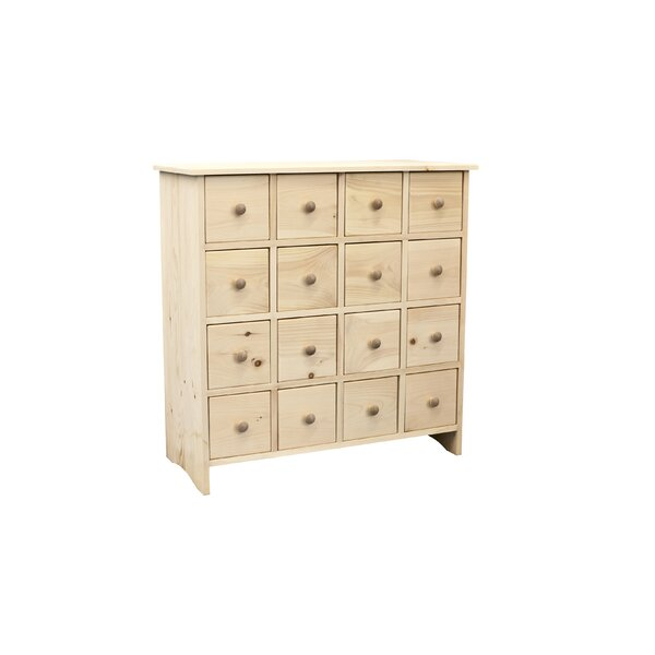 Rendville 16 Drawer Accent Chest By August Grove
