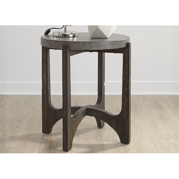 Wyndmoor End Table by Williston Forge