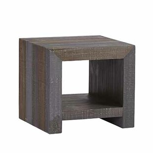 Look for Hartsfield End Table By Loon Peak