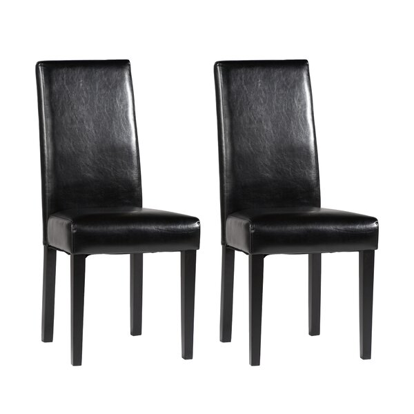 Parsons Chair (Set of 2) by Chintaly Imports