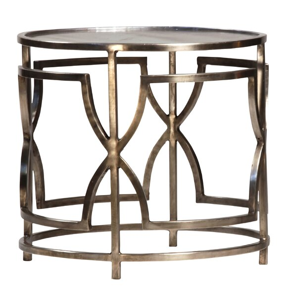 Telford End Table by Tipton & Tate