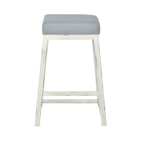 Courter Bar Stool by Rosecliff Heights