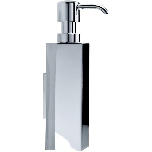 Marguez Small Soap & Lotion Dispenser by Latitude Run