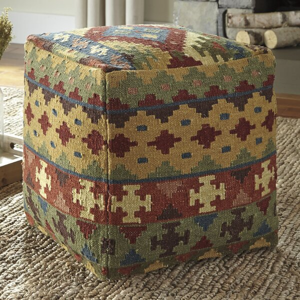 Kasson Pouf by Loon Peak