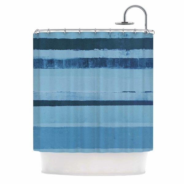 CarolLynn Tice 11pm Shower Curtain by East Urban Home