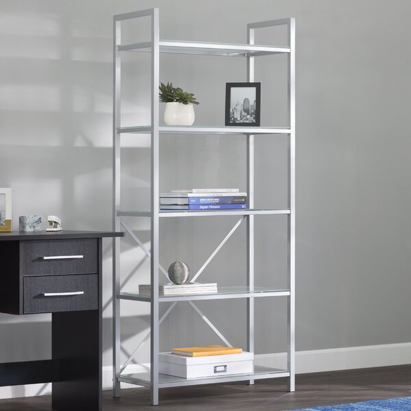 Stough Etagere Bookcase by Wrought Studio