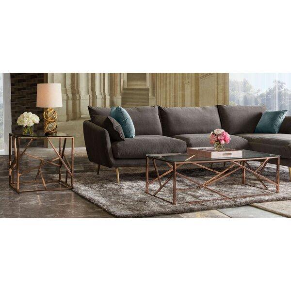 Heitman Coffee Table By Diamond Sofa