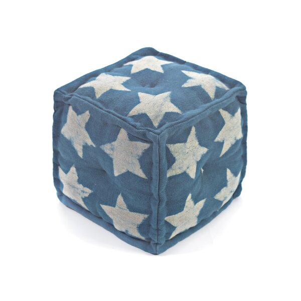 Rook Square Tufted Pouf by Zoomie Kids