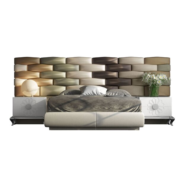 Rone Standard 3 Piece Bedroom Set by Brayden Studio Brayden Studio