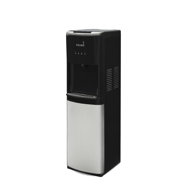 Free-Standing Hot, Cold, and Room Temperature Electric Water Cooler by Primo Water