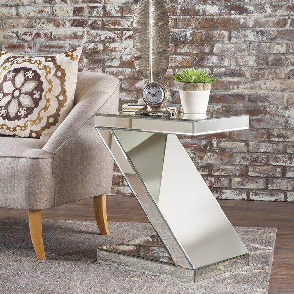 Anrielle End Table by Orren Ellis