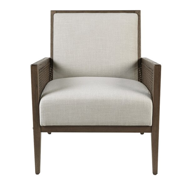 Martha Stewart Angelina Armchair by Martha Stewart