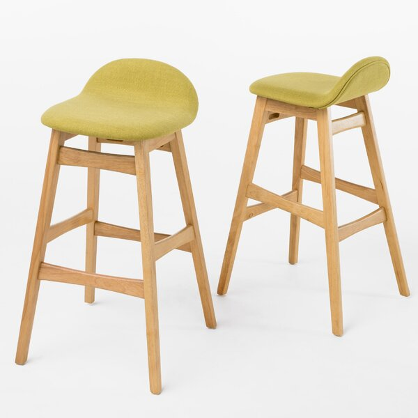 Adriana Bar Stool (Set of 2) by Langley Street