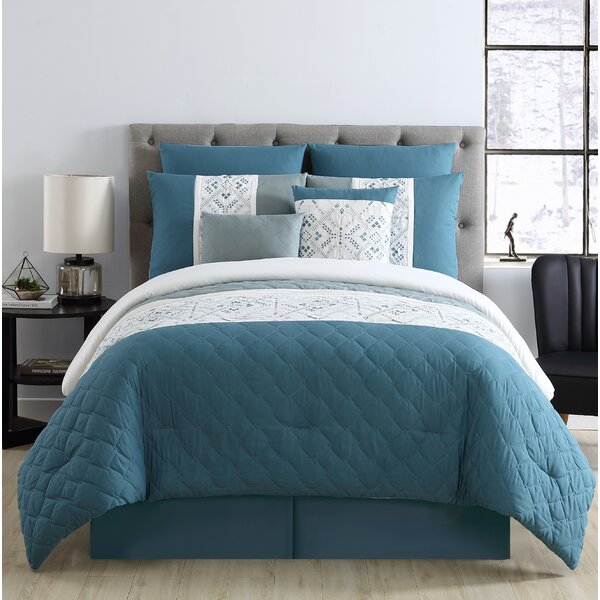 Thistletown 8 Piece Comforter Set by Union Rustic