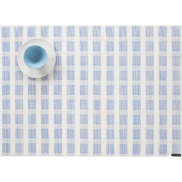 Stitch Rectangle Placemat by Chilewich