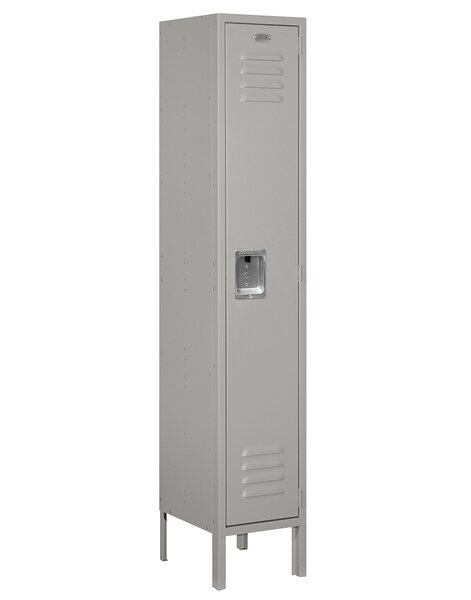 1 Tier 1 Wide School Locker by Salsbury Industries1 Tier 1 Wide School Locker by Salsbury Industries