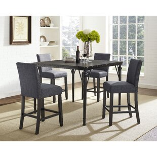 Ethan 5 Piece Dining Set By Darby Home Co